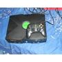 Xbox 1 Com 1 Controle +1 Jogo Original