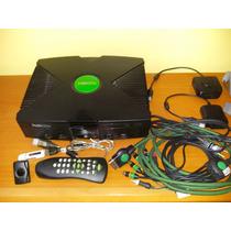 Xbox Clássico Com Hd De 1tb. O Mais Completo Para Jogar.