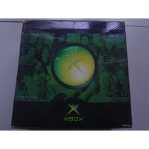 X Box Primeira Geraçao Na Caixa Com Hd De 500 Gb Excelente