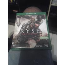 4 Jogos De Xbox One Ryse , Whatdogs, Forza 5 , Ufc