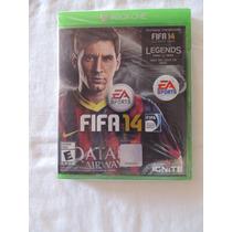 Jogo Xbox One Fifa 14 - Original Lacrado
