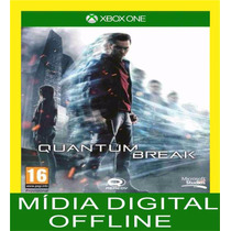 Quantum Break - Xbox One - Xone - Digital