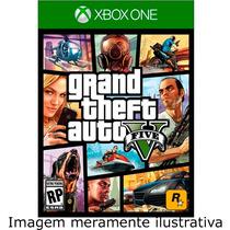 Grand Theft Auto V - Gta 5 - Xbox One
