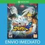 Naruto Shippuden Ultimate Ninja Storm 4 - Xbox One - Pt-br