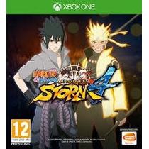 Naruto Ninja Storm 4 + Bônus Pré Venda - Xbox One - Offline
