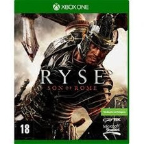 Ryse Son Of Rome Xbox One Original Portugues Lacrado.