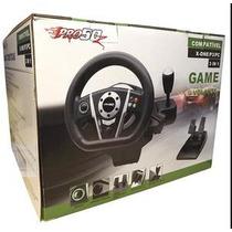 Volante Para Xbox One Ps3 E Pc Pro50 3 Em 1 Volante X-one