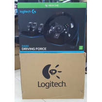 Volante Logitech G920 Driving Force Xbox One E Pc