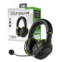 Headset Xo Four Turtle Beach Ear Force Xbox One + Adaptador