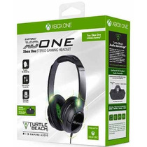 Headset Turtle Beach Ear Force Xo One Xbox One Com Adaptador