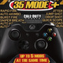 Controle Xbox One Original C/ Mods Rapid Fire Jump Shot Drop