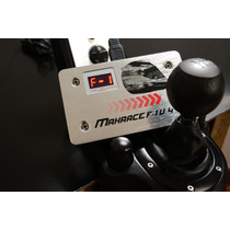 Maxrace F1 Converter V4 Use Volante G27 G25 No Xbox One Fg
