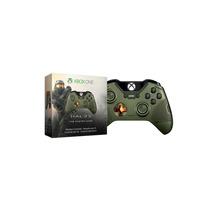 Controle Turbo Rapid Fire - Halo 5 Verde -30 Modos Xbox One