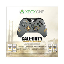 Controle Turbo Rapid-fire Xboxone Cod Advanced Warfare 30mod