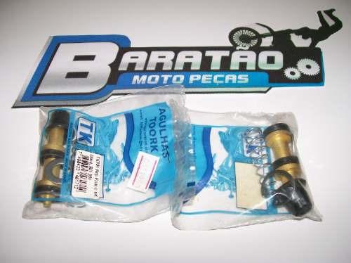 Yamaha Rd 350 Reparo Do Burrinho De Freio Dianteiro À Disco