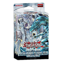 Saga Of Blue-eyes White Dragon Structure Deck (selado)