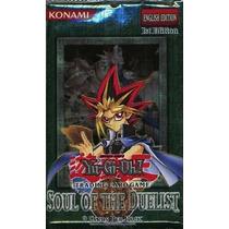 Yu-gi- Soul Of The Duelist Pack - Booster De Yugioh Espanhol