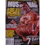 Revista Musclemag Internacional Agosto 2010