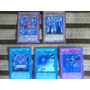 Yu-gi-oh Set Combo Base Deck 5 Cartas Dark World Dw