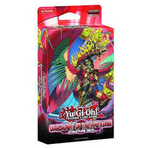 Onslaught Of The Fire Kings Structure Deck Yu-gi-oh