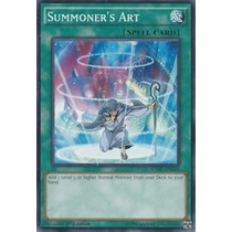 Yugioh- Carta Summoner
