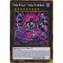 Yugioh Number 95: Galaxy-eyes Dark Matter Dragon Gold (pt)
