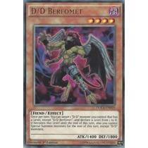 Yugioh Carta D/d Berfomet Docs-pt010