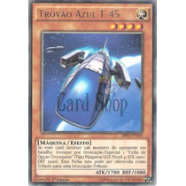Yu-gi-oh Trovão Azul T-45 - Raro