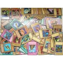 Yugioh Mega Pacote 50 Cartas C/ Raras Holofoil Sem Repetição