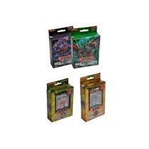 Combo Cartas Yu-gi-oh Com 4 Tipos Diferentes De Deck