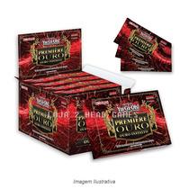 Yugioh Tcg Booster Box Especial Première Ouro Gold Infinito