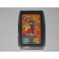 Power Rangers Ninja Storm - Super Trunfo - Cards Grow