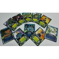 Cards Ben 10 - Lote Com 200 Cartas Sortidas - Lacrado Novo