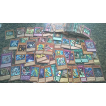 Super Mega Pack 1000 Cartas Yugioh Gx Zexal 5ds Raras Super