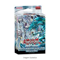 Yugioh! Deck Estrutural Saga Do Dragão Branco De Olhos Azuis