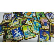 Cards Dragon Ball Z - Lote Com 200 Cartas Sortidas - Lacrado