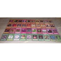 Lote De 40 Mini Cartas De Yu-gi-oh, Baseadas Em Mai Valentin