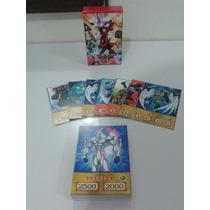 Cartas De Yugioh Na Versão Anime - Deck Jaden