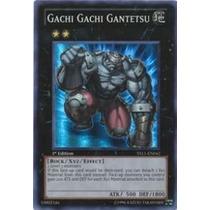 Gachi Gachi Gantetsu Yugioh (super Raro) Xyz, Gx, 5ds