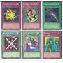 Lote De 6 Cartas Sortidas De Yu-gi-oh Originais.