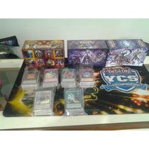 Yugioh! Mega Pack Lote Com 100 Cartas Originais Em Português