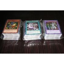 Lote De Cartas: 309 Cards De Yu-gi-oh! Originais.