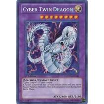 ## Yugioh Cyber Twin Dragon Sdcr-en037 Yugioh ##