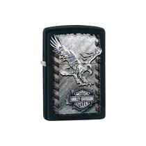 Isqueiro Zippo - Harley Davidson Hd Iron Eagle 28485