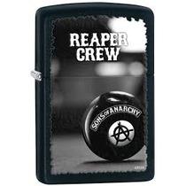 Isqueiro Zippo Autentico Sons Of Anarchy Reaper Crew 28677