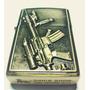 Isqueiro Tipo Zippo Coleção Armas Modelo Sniper + Brinde