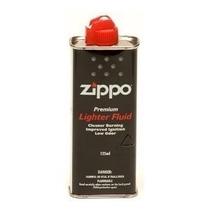 Fluido Zippo Original Para Isqueiro 125ml Frete 8,00 Br