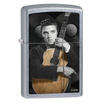 Isqueiro Zippo Elvis Guitar 28431 Original