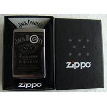 Isqueiro Zippo Original Dos Usa Jack Daniels Vejam Fotos