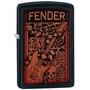 Isqueiro Zippo Original - Fender 28733 + Brinde